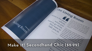 Make It! Secondhand Chic eBook - $9.99